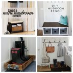 : Mudroom ideas and also mudroom storage baskets and also cheap mudroom furniture and also small laundry mudroom ideas