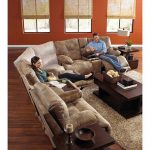 : Reclining Living Room Sets and plus big sectional sofas and plus brown leather sectional sofa and plus reclining furniture sets