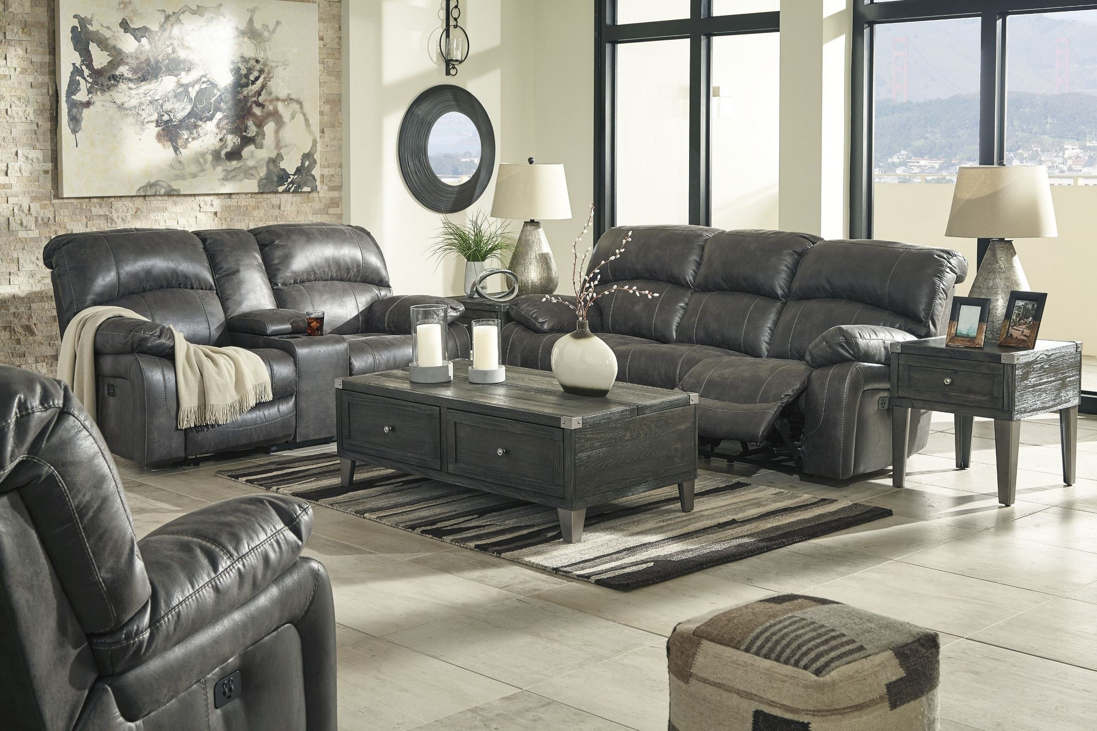 Reclining Living Room Sets and plus reclining sofa and chair and plus microfiber leather sectional and plus reclining living room furniture sets