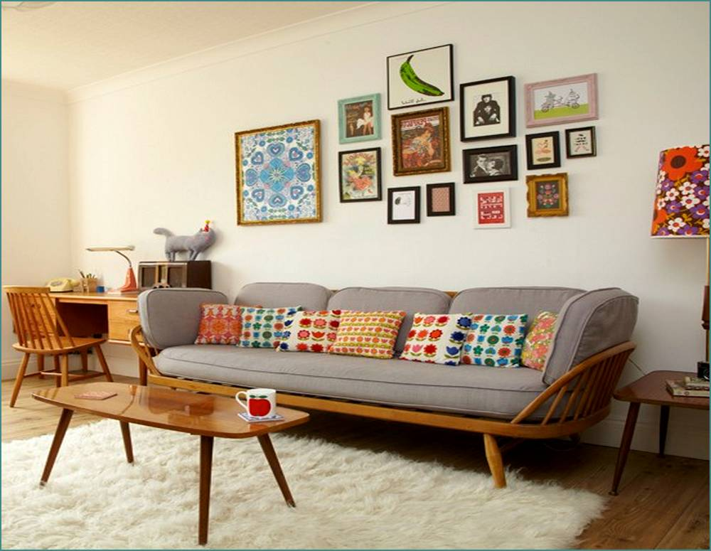 Retro Living Room and plus living room ideas and plus retro ...