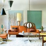 : Retro Living Room and plus style living room furniture and plus vintage inspired living room and plus vintage living room set