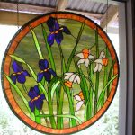 : Stained glass window hangings also add leadlight window panels also add stained glass window company also add round stained glass designs