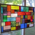 : Stained glass window hangings also add small stained glass suncatchers also add glass suncatchers for windows also add stained glass makers