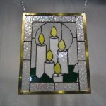 : Stained glass window hangings also add stained glass window treatments also add decorative stained glass also add celtic stained glass
