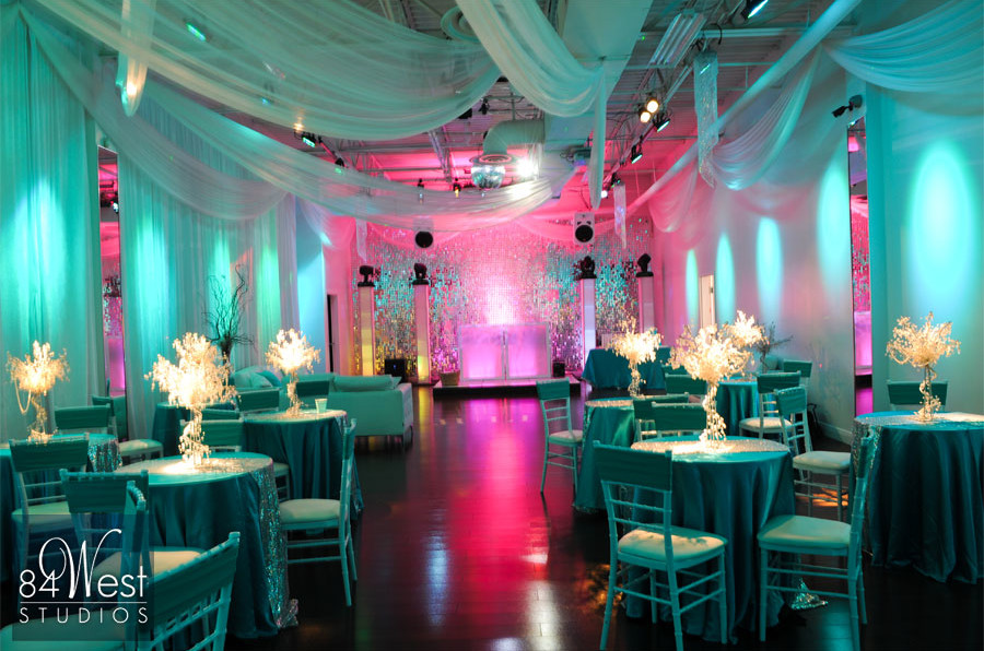 Sweet sixteen decorations and also party theme ideas for sweet 16 girl and also turquoise and black sweet 16 decorations and also sweet 16 pink and black decorations