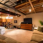 : Unfinished basement ideas you can look basement bedroom ideas you can look basement refinishing ideas you can look basement wall covering