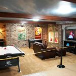 : Unfinished basement ideas you can look building a basement bar you can look basement kitchen ideas you can look basement wall covering ideas