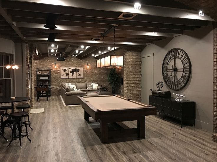 Unfinished Basement Ideas to Make the Space Awesome