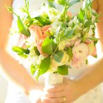: Weddings bouquet plus pink rose wedding bouquet plus beautiful wedding flowers plus natural flower bouquets for brides