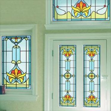 Window Film Stained Glass with self adhesive stained glass window film with peel and stick window tint with plastic stained glass window film