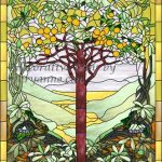 : Window Film Stained Glass with stained glass adhesive with sidelight window film with stick on opaque window covering