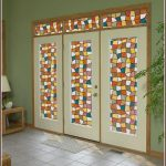 : Window Film Stained Glass with where to buy window film for home with stained glass window film roll with stained glass effect window transfers