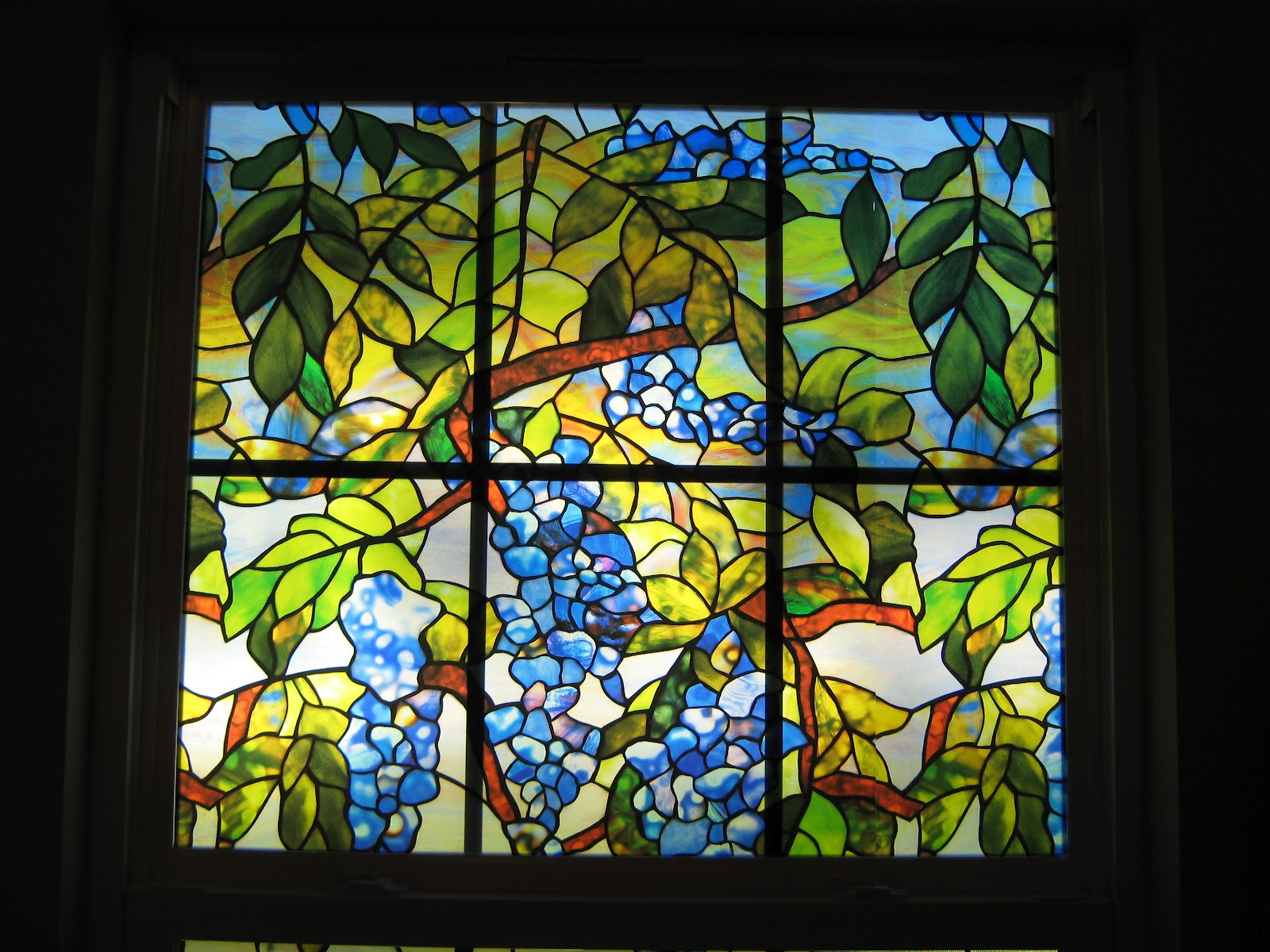 Window Film Stained Glass with window clings for home with peel and stick stained glass with glass covering film