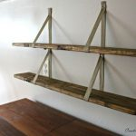 : Wood pallet shelves and also furniture made out of wooden pallets and also bookshelf made out of pallets and also tables made from pallet wood
