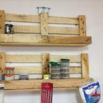 : Wood pallet shelves and also pallet box and also reclaimed pallet furniture and also unique pallet ideas
