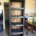: Wood pallet shelves and also storage racks and also pallet outside furniture and also used pallets for sale and also pallet wall bookshelf