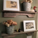 : Wood pallet shelves and also wood pallet design ideasre and also shelving unit made from pallets and also diy pallet ideas