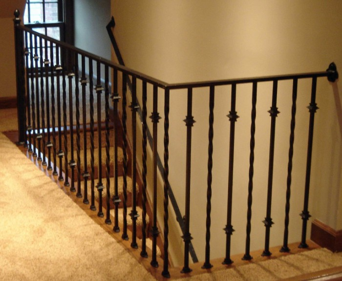 Wrought iron railings also balcony railing also rod iron handrails also wrought iron balcony