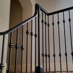 : Wrought iron railings also cast iron gates also metal handrails also wrought iron fence panels