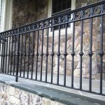 : Wrought iron railings also metal fence gate also wrought iron garden gates also wrought iron staircase