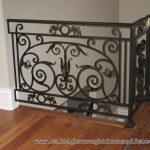 : Wrought iron railings also wrought iron ornaments also cost of wrought iron stair railing
