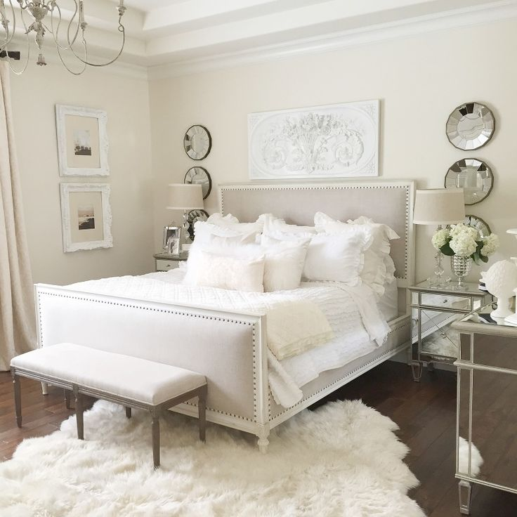 antique mirrored bedroom furniture suitable with ava ...