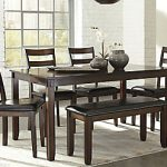 : ashaley furniture dining room set reviews suitable with ashley furniture dining room table with bench