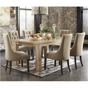 Ashley Furniture North Shore Dining Room Set Price Suitable With