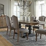 : ashley furniture wesling dining room set