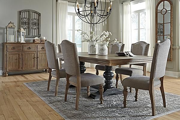 ashley furniture wesling dining room set - Ashley Furniture ...