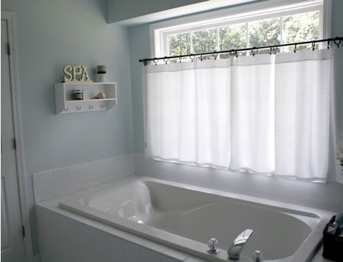 bathroom bay window curtains suitable with how long should bathroom window curtains be suitable with bright bathroom window curtains