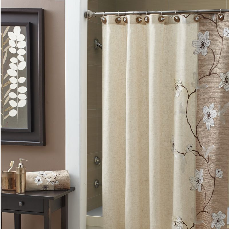 Shower Curtain Decorating Ideas.Bathroom Shower Curtain Decorating Ideas Bathroom Shower