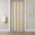 : bathroom shower curtains designer