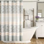 : bathroom shower curtains with matching window curtains