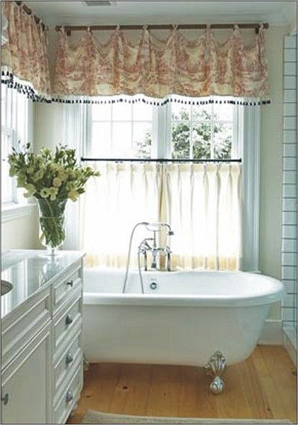 Bathroom Window Casing Ideas Suitable