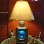 Nautical Beach and Table Lamp