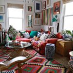 : bohemian living room accessories suitable with bohemian living room makeover suitable with bohemian living room sets