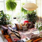 : bohemian themed living room suitable with turquoise bohemian living room suitable with bohemian vintage living room