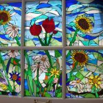 : cheap stained glass window hangings