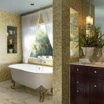 : classic master bathroom designs