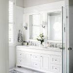 : classic timeless bathroom design