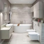 : contemporary bathroom backsplash ideas suitable with contemporary bathroom basin units