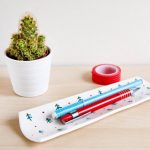 : cute asian desk accessories