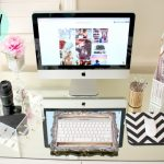 : cute dorm desk accessories