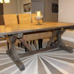 : farmhouse chic dining room table suitable with farmhouse dining room table diy