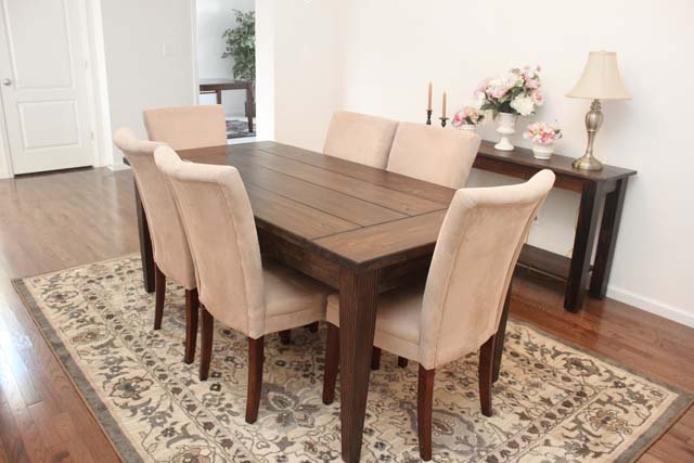 Farmhouse Dining Room Set For Sale Suitable With French Table