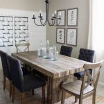 : farmhouse dining room table plans suitable with farmhouse dining room table and chairs