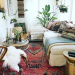 : grey bohemian living room suitable with houzz bohemian living room suitable with how to bohemian living room