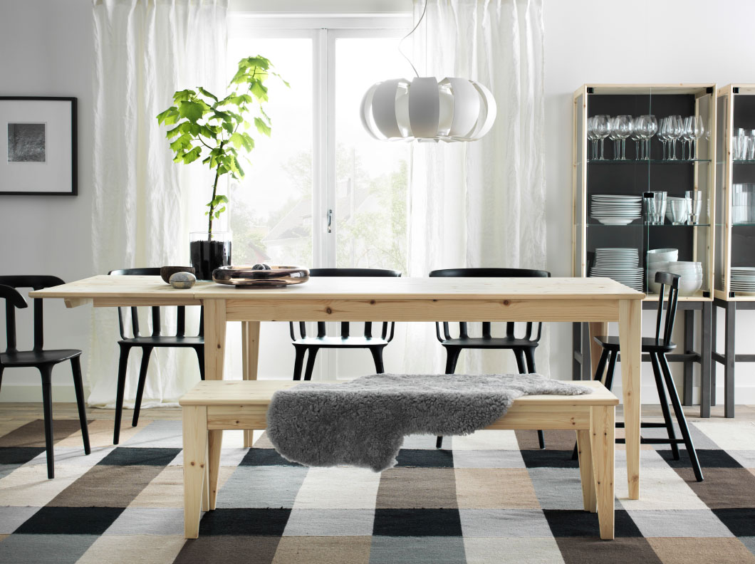 ikea dining room table bench suitable with ikea dining room table black