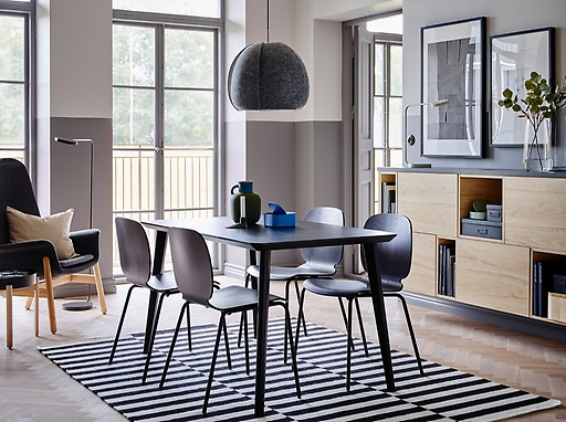 Good Ideas for Ikea Dining Room Sets | Inspiration Home Magazine
